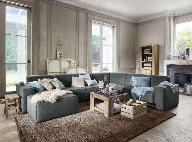 Woonkamer met hoekbank Barletta | Voor meer informatie en de diverse ...