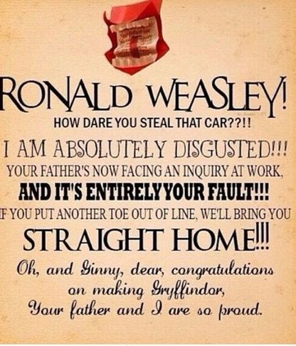   We Heart It   Harry potter lustig, Harry potter sprüche ...