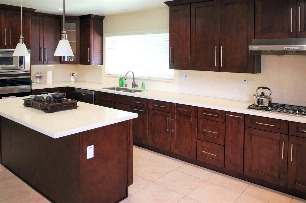 Kitchen Cabinet Trends For 2020 In 2020 With Images Cherry Wood Kitchens