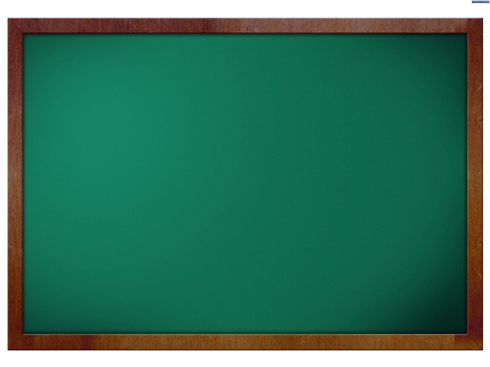 Green Board Wallpaper
