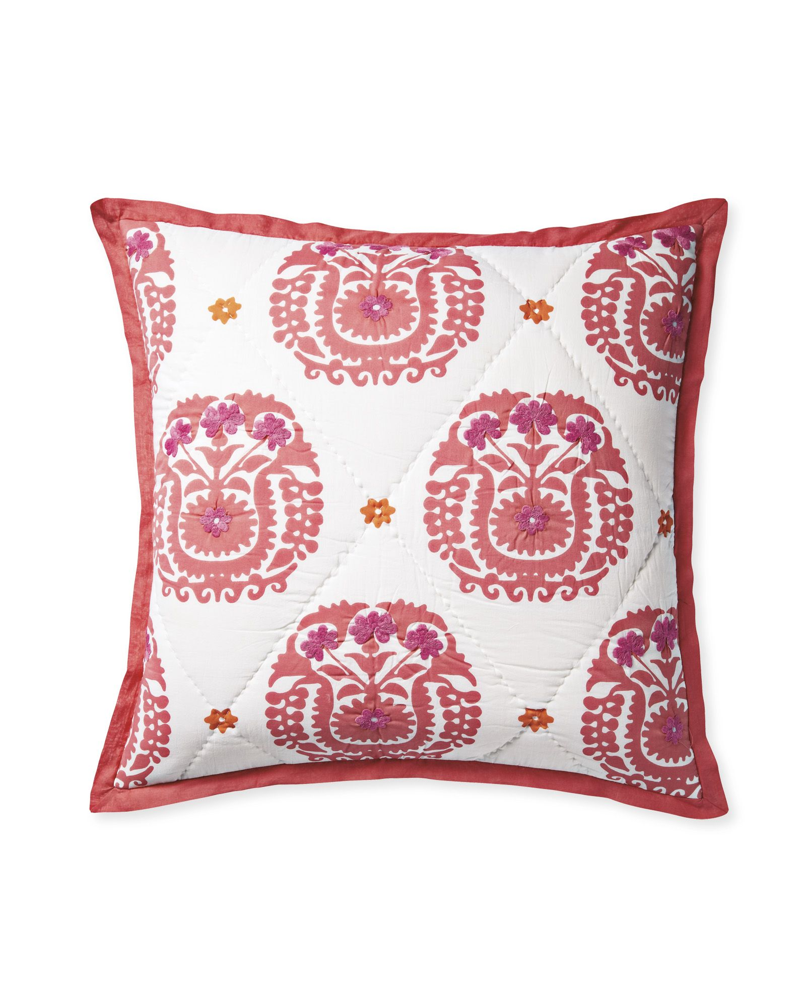 Based on the gorgeous designs of suzanis u decorative textiles that