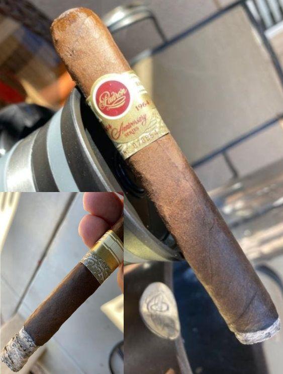 Padron 1964 Anniversario No. 4 Maduro Cigar