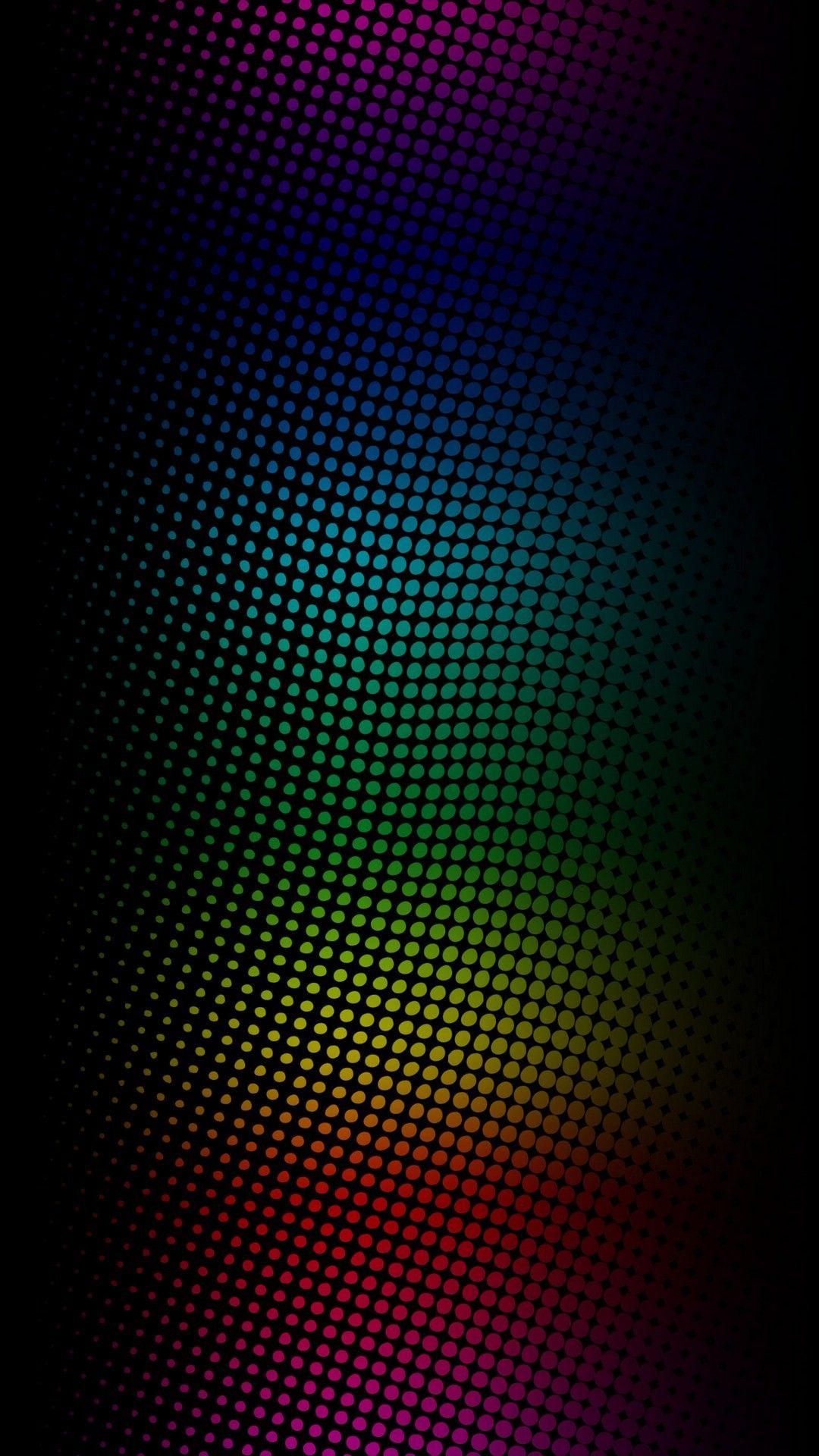 fondo de pantalla puntos de colores ringtina fondos de