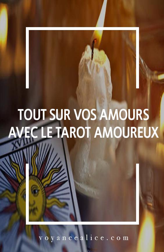 Tarot Amoureux Faites Vous Tirer Les Cartes Tarot Amour Tarot Tarot Amour Gratuit
