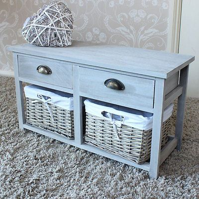 Vintage Grey drawer wicker basket storage unit linen cover bedroom brass handle https://t.co/X2ofjcvhIU https://t.co/uha20FaTac