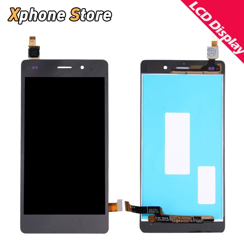 P8 Lite Lcds Replace Parts Lcd Screen Touch Screen Display Digitizer Assembly Replacement For Huawei P8 Lite Mobile Phone Telefono Mobile Scherma
