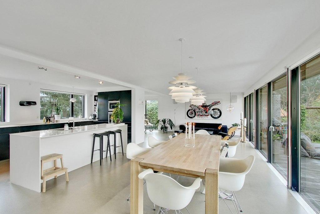 Casa renovada de una sola planta cocinas casas de una for Casa de una sola planta planos
