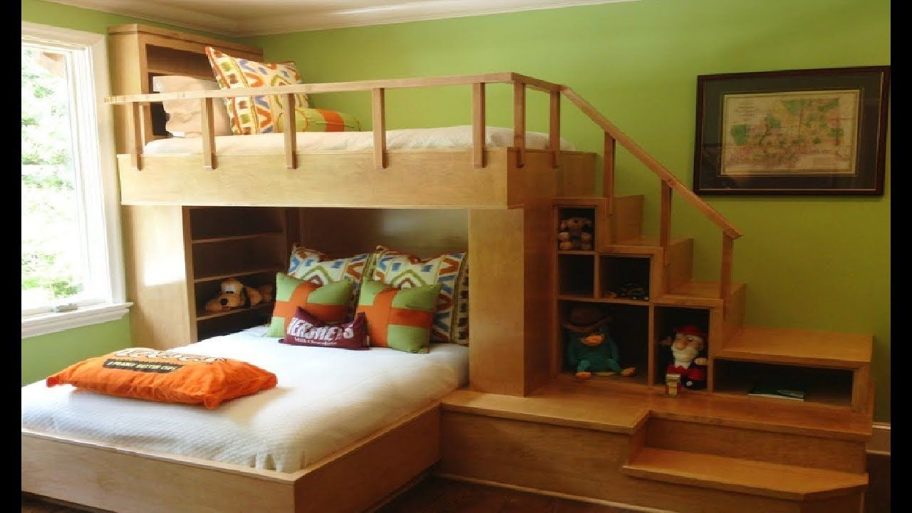 40 Fresh Space Saving Bunk Beds Ideas For Your Home Space Saving