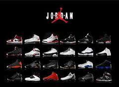 all kinds of jordan shoes