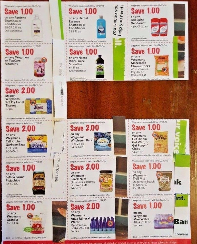 graphic about Wegmans Printable Coupons named WEGMANS Discount codes Sheet Large amount of 16 GROCERIES Grocery store Discounts