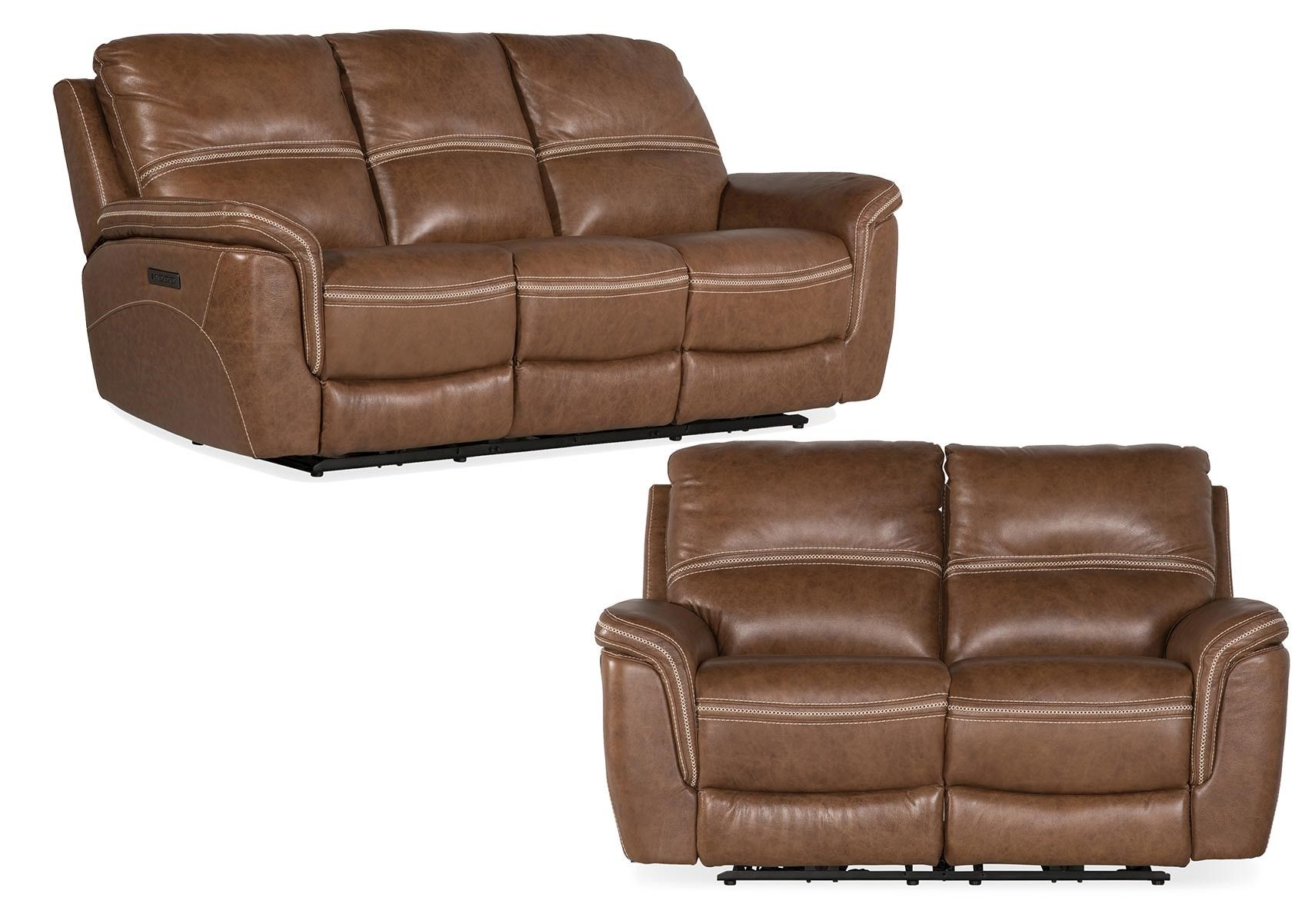 Lacks Bruno 2 Pc Power Reclining Living Room Set Living Room Sets Power Recliners Recliner #power #living #room #sets
