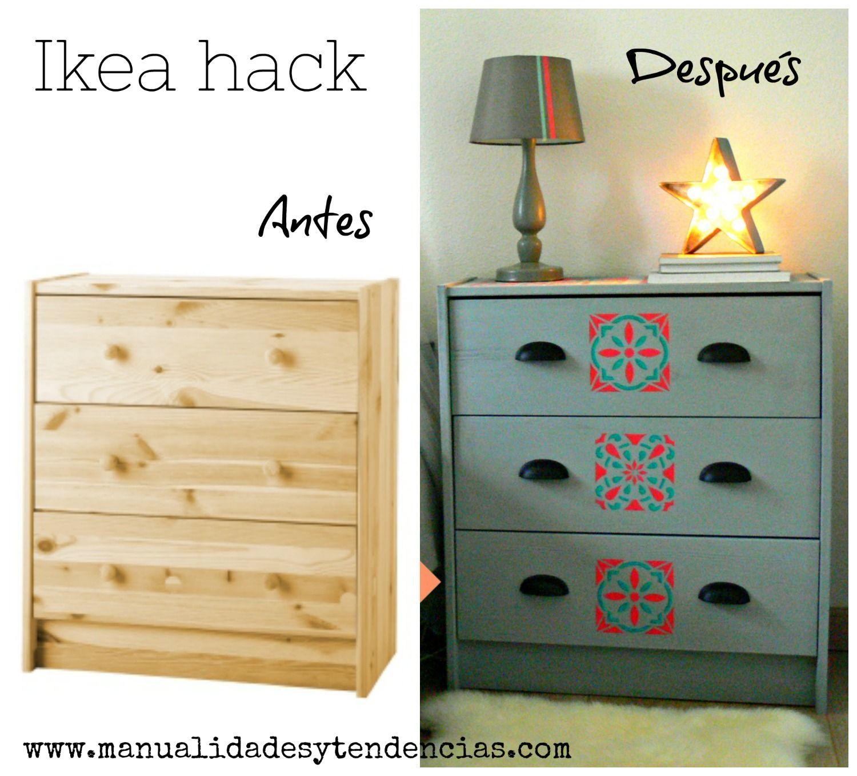 Antes Y Despu S De Una C Moda Rast De Ikea Www  # Muebles Nazaret