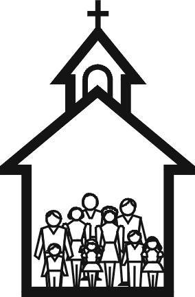 imagenes para colorear de una iglesia - Buscar con Google | Hojas de ...