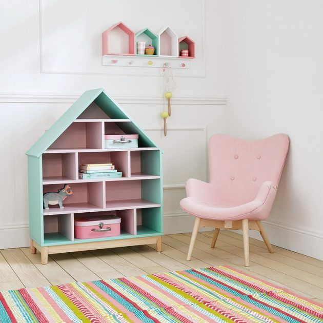 Idee Deco Chambre Fille Blog Deco Crafty For The Girls