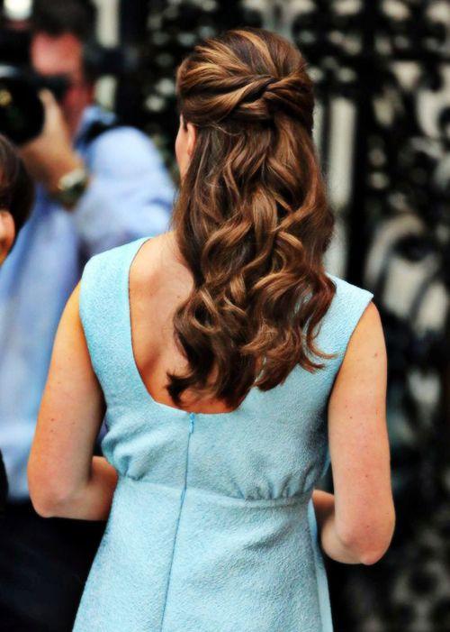 Top 7 Moments Kate Middleton Gave Us Major Hair Envy