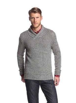 64% OFF Tovar Men's Hempel Pullover Sweater (Grey Melange)