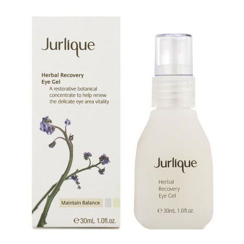 Jurlique Herbal Recovery Eye Gel, 0.5 Fluid Ounce e.l.f. Lip Balm Tint, Grapefruit, 0.141 Ounce