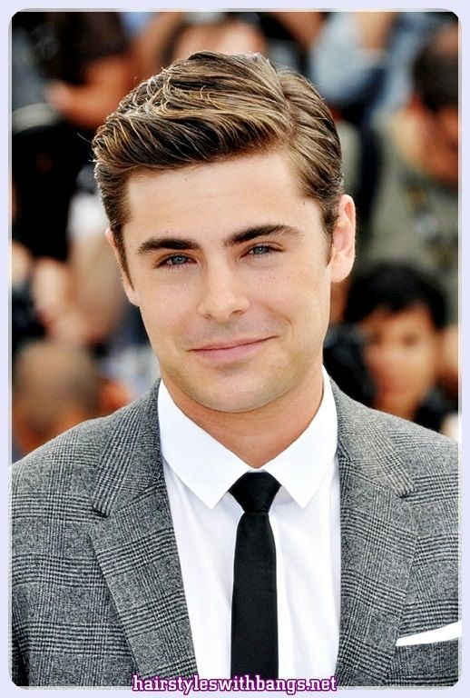 Top and Most Preferred Wavy Hairstyles for Men | Mens hairstyles short, Formal hairstyles men ...