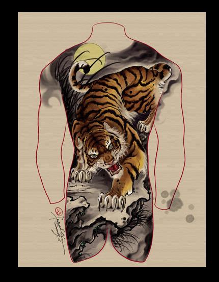 Exhibition - Tigers