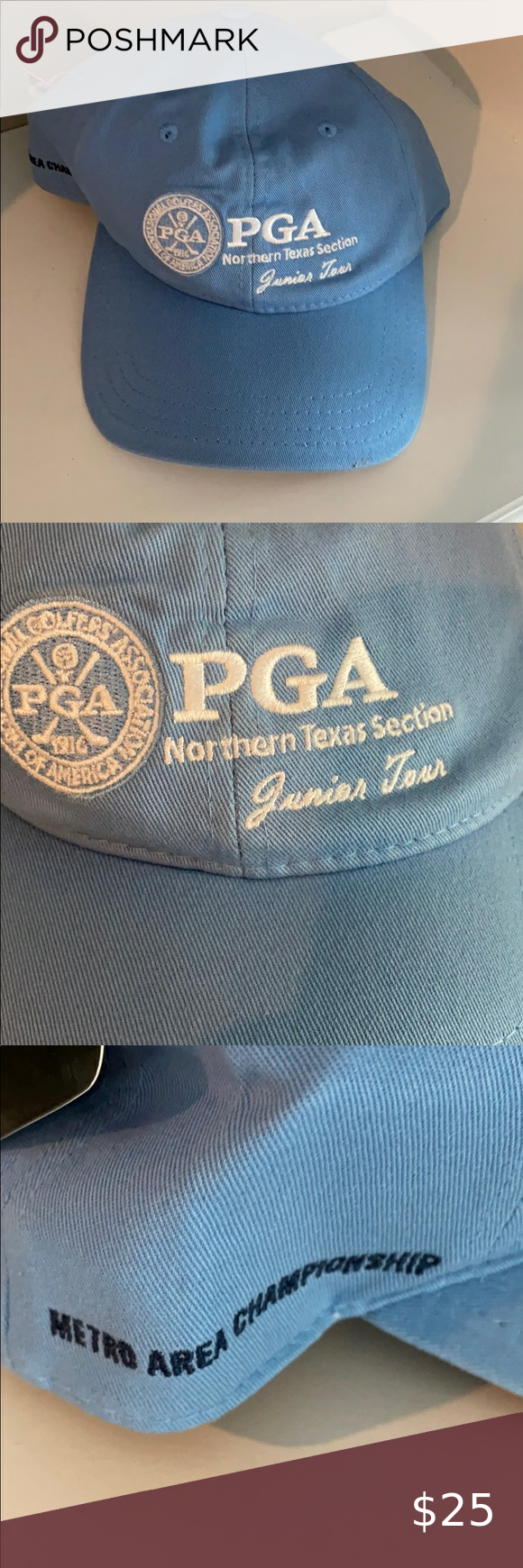 PGA Junior Tour hat. in 2020 Women shopping, Pga, Hats