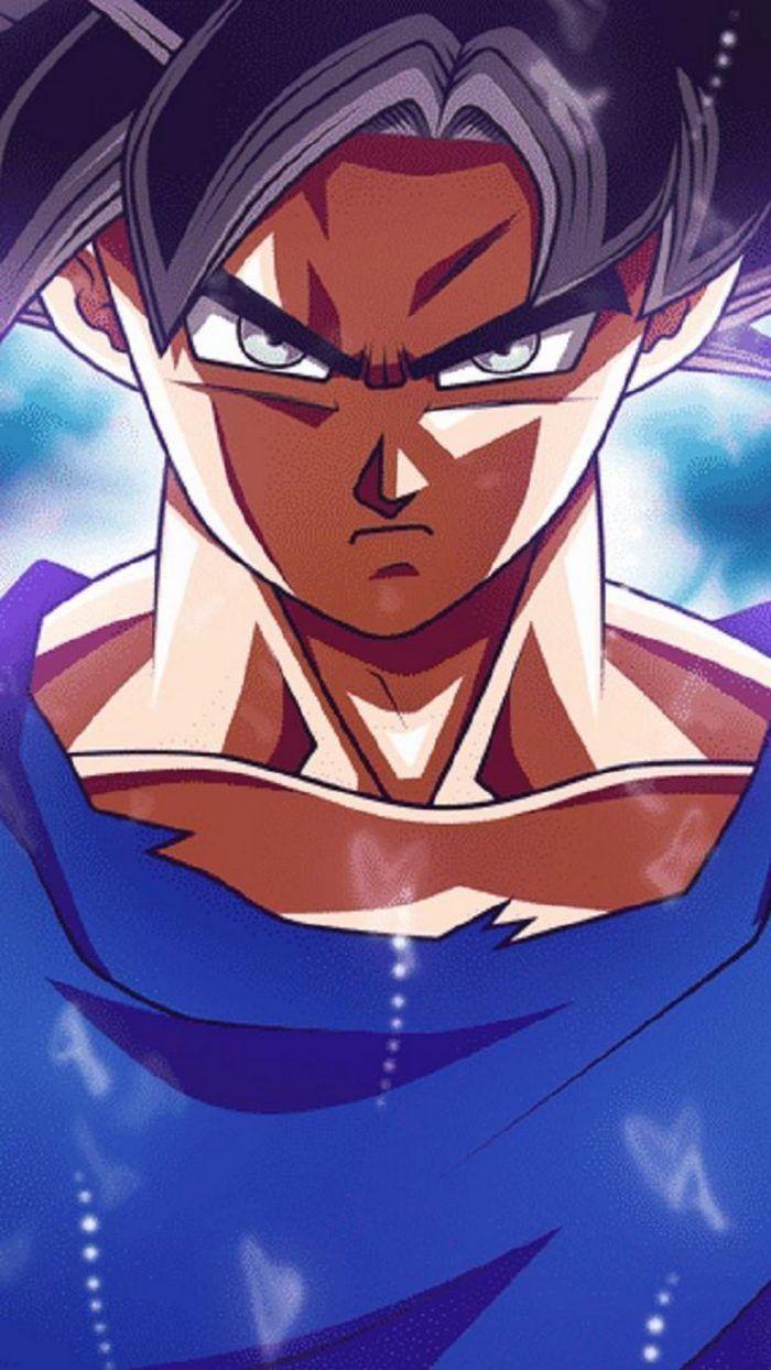 Wallpaper Iphone Goku Imagenes With Image Resolution 1080x1920