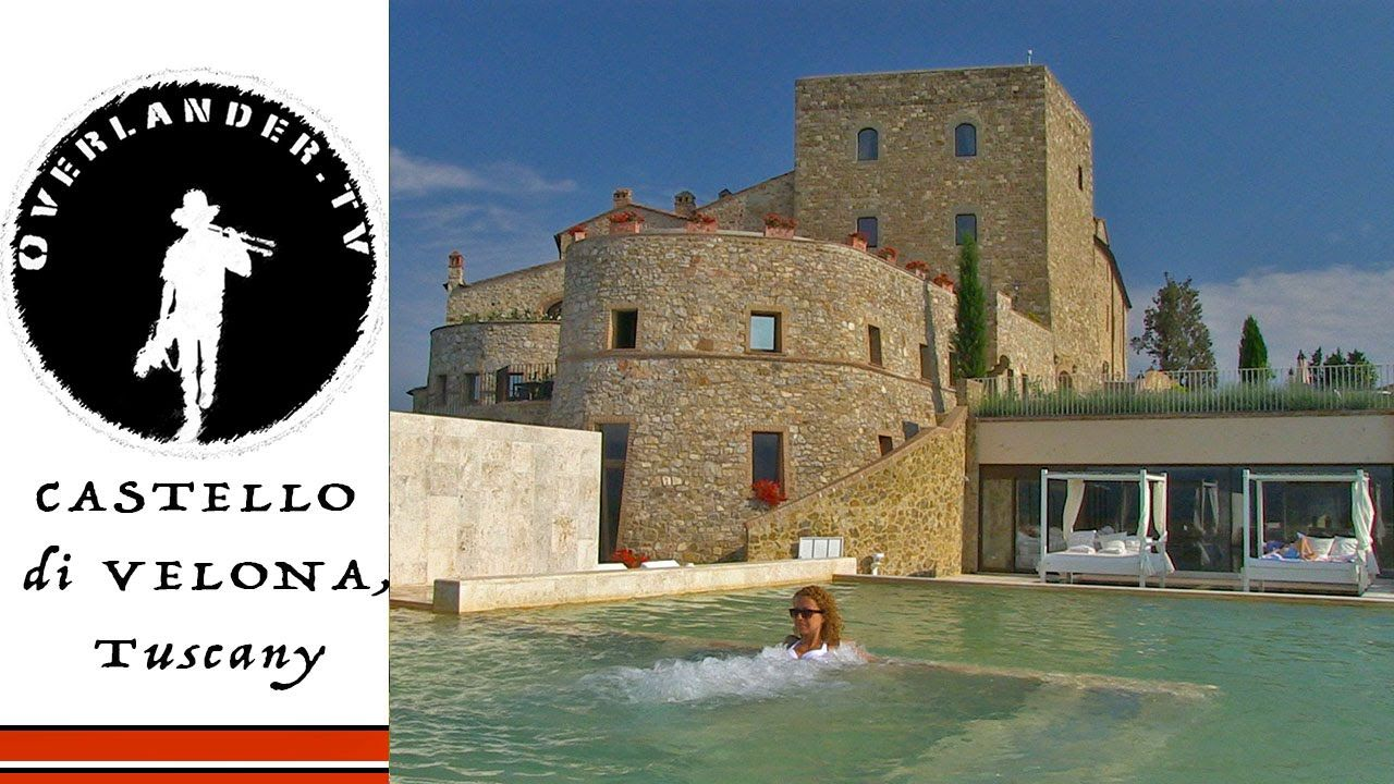 Castello di Velona, Resort, Thermal Spa and Winery Spa