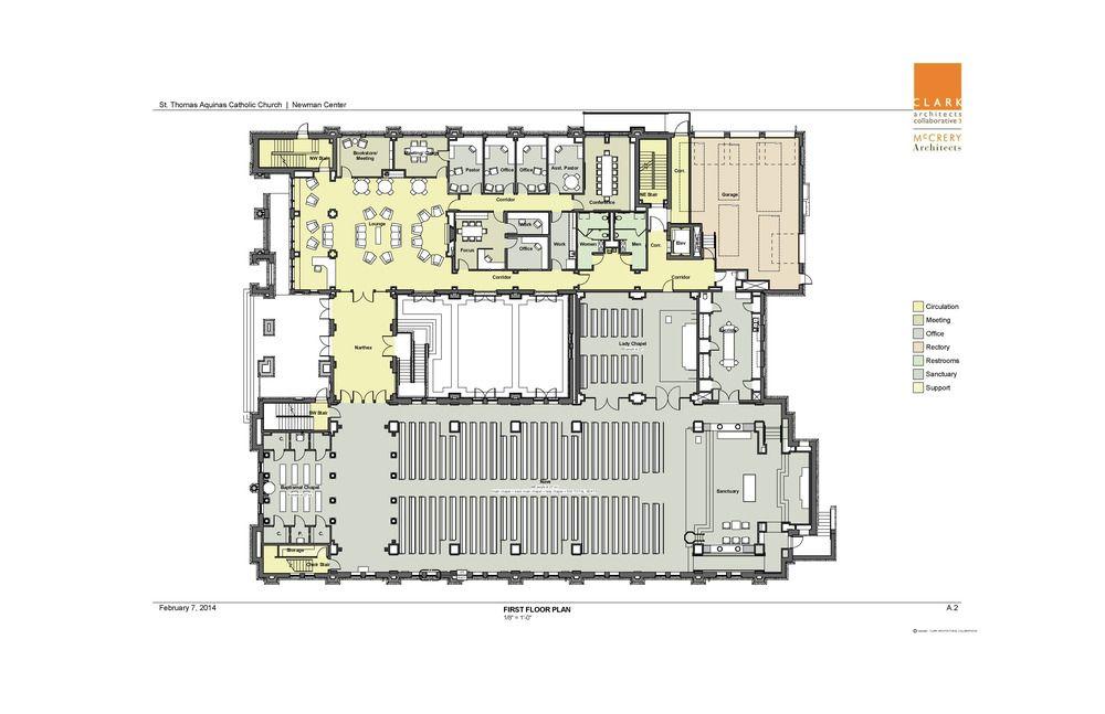 New Catholic Church Plan Google Search Architecture Plan Catholic Church Architecture