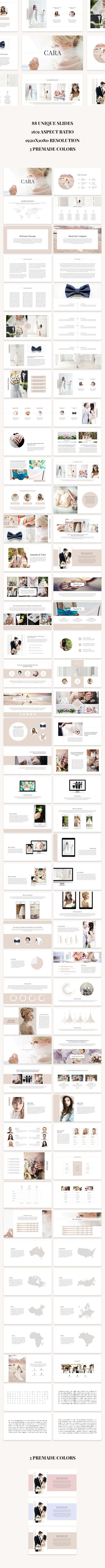 cara powerpoint template template powerpoint themes and