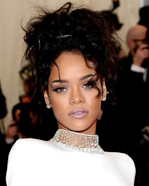 Pictures 2014 met gala celebrity hairstyles rihanna messy updo pictures 2014 met gala celebrity hairstyles rihanna messy updo met gala 2014 pmusecretfo Images