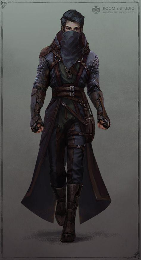 Assassin, ROOM 8 STUDIO