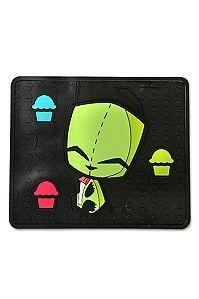 Invader Zim Gir Heart Utility Mat   Shop entertainment   Kaboodle  I miss you cupcake