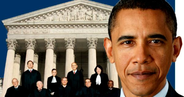 Should President Obama Join The Supreme Court After His Term In Office