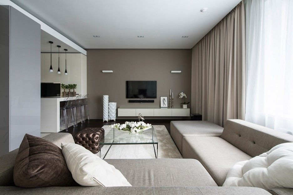 15 Gorgeous Grey-Green Living Room Inspirations Room interior