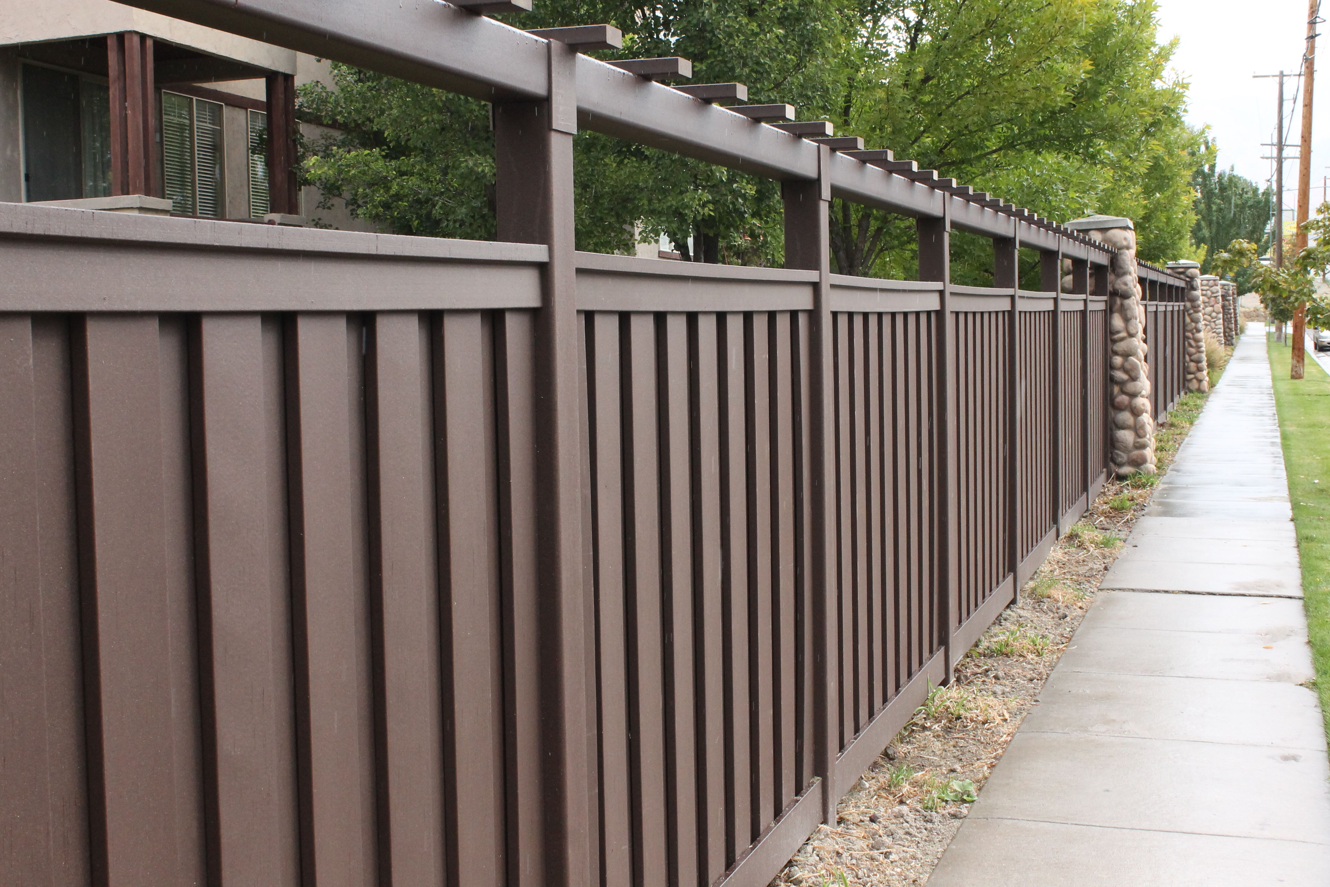 Spindle Top Is One Of Many Ways You Can Customize Your Trex Fence