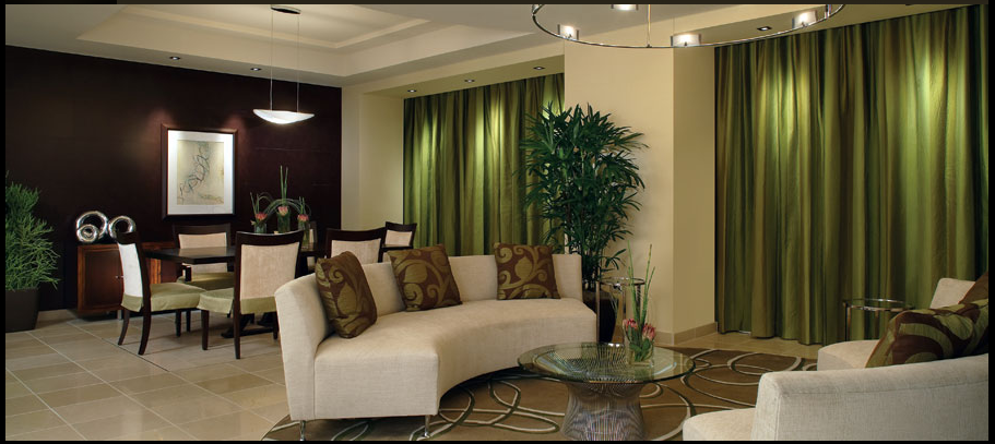 MGM Grand Detroit   Michigan Designed By SAND Design (California)   Penthouse Suite
