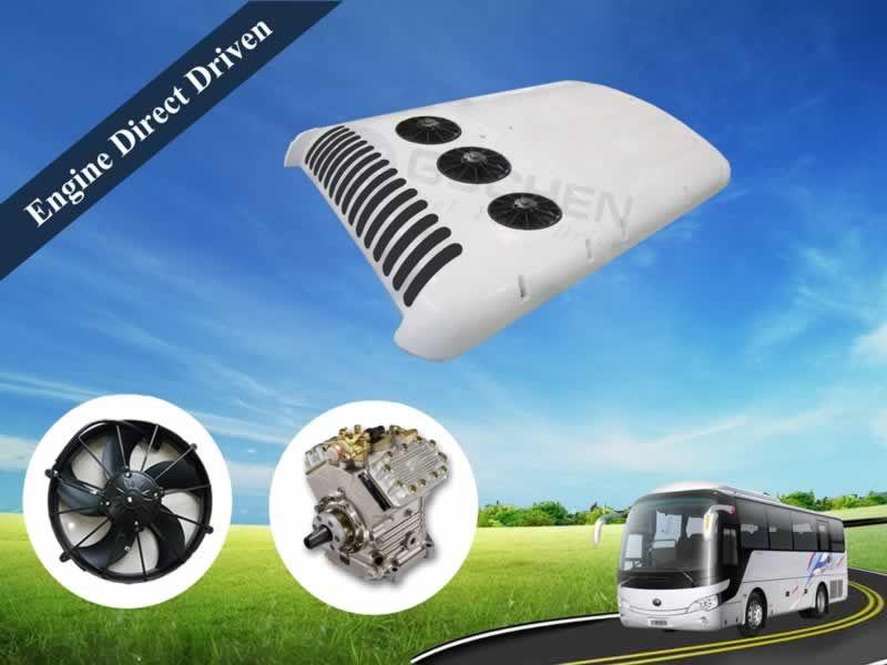 Pfd Bus Air Conditioning Units Shuttle Bus Air Conditioner Air Conditioning Units School Bus The Unit