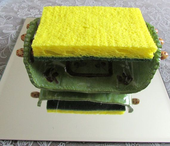 Sponge Holderceramic Sponge Holderkitchenrubysgalleria New Kitchen Sponge Review