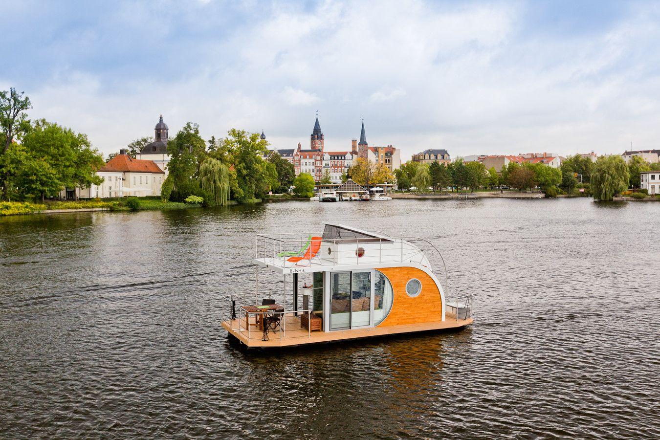 Hausboot Kaufen Nautilus Hausboote Auch Freiheit Braucht
