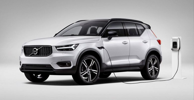 Volvo Xc40 2020 The Safest Electric Car Volvo All Electric Cars Hybrid Car
