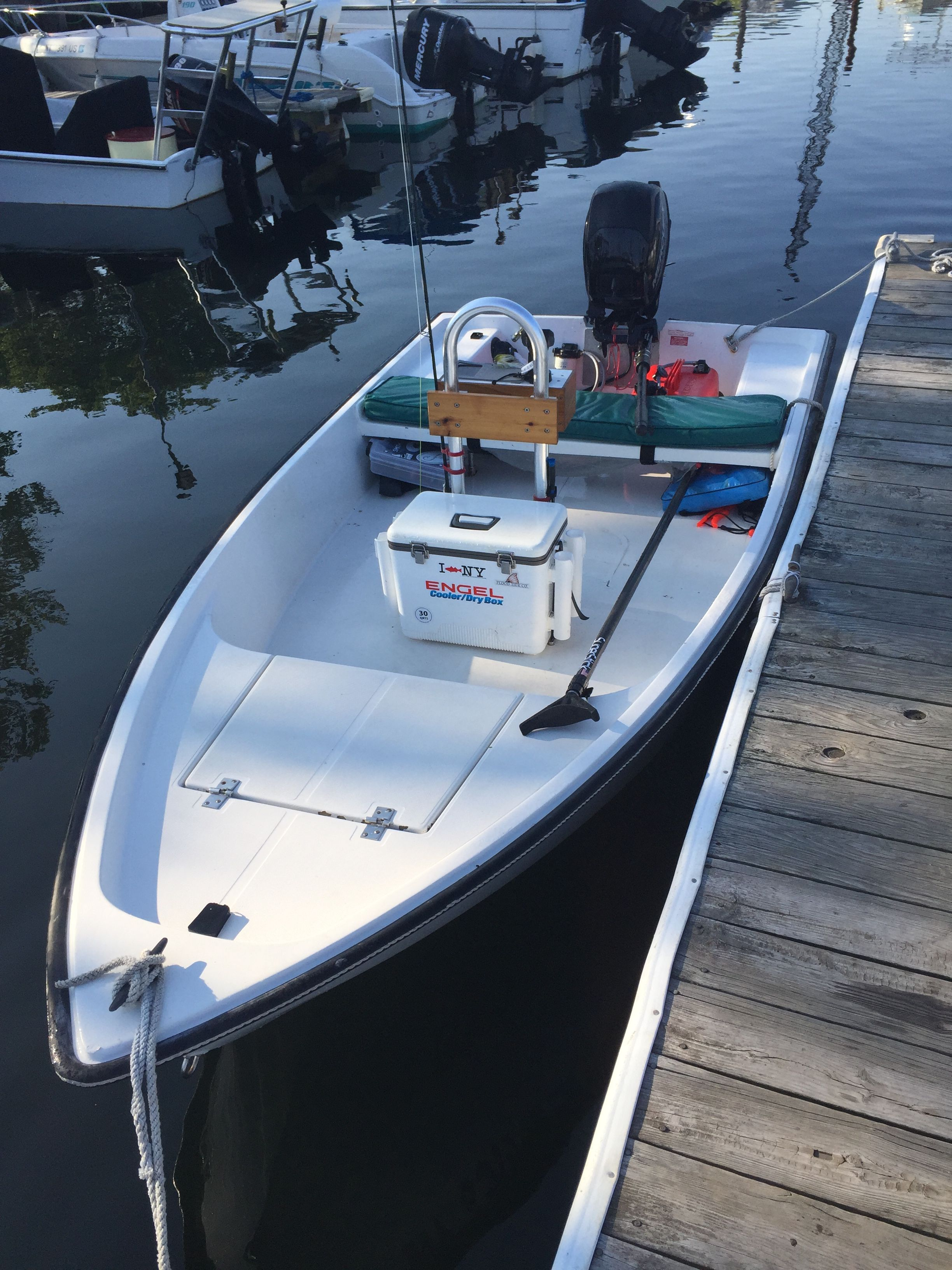 Hobie Power Skiff for sale | Microskiff - Dedicated To The ...