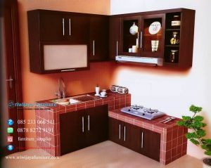 Kitchen Set Minimalis Dapur Kecil Jual Kitchen Set Murah Kitchen