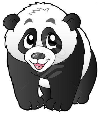 Cute Small Panda Clipart 86306312 Panda Images Cute Animals Images Bear Images