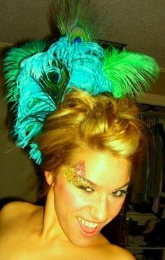 Mardi Gras Hair Ideas 21 Laissez Les Bons Temps Rouler Mardi Gras