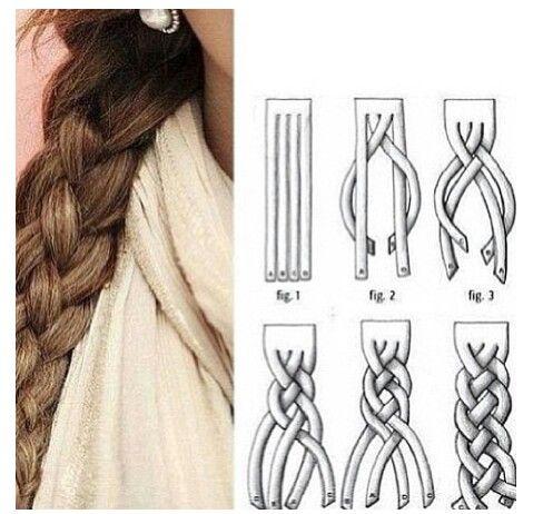 DIY : Spectacular braid