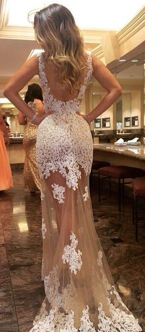 Woow Love Backless Prom Dresses Evening Dresses Prom Dresses