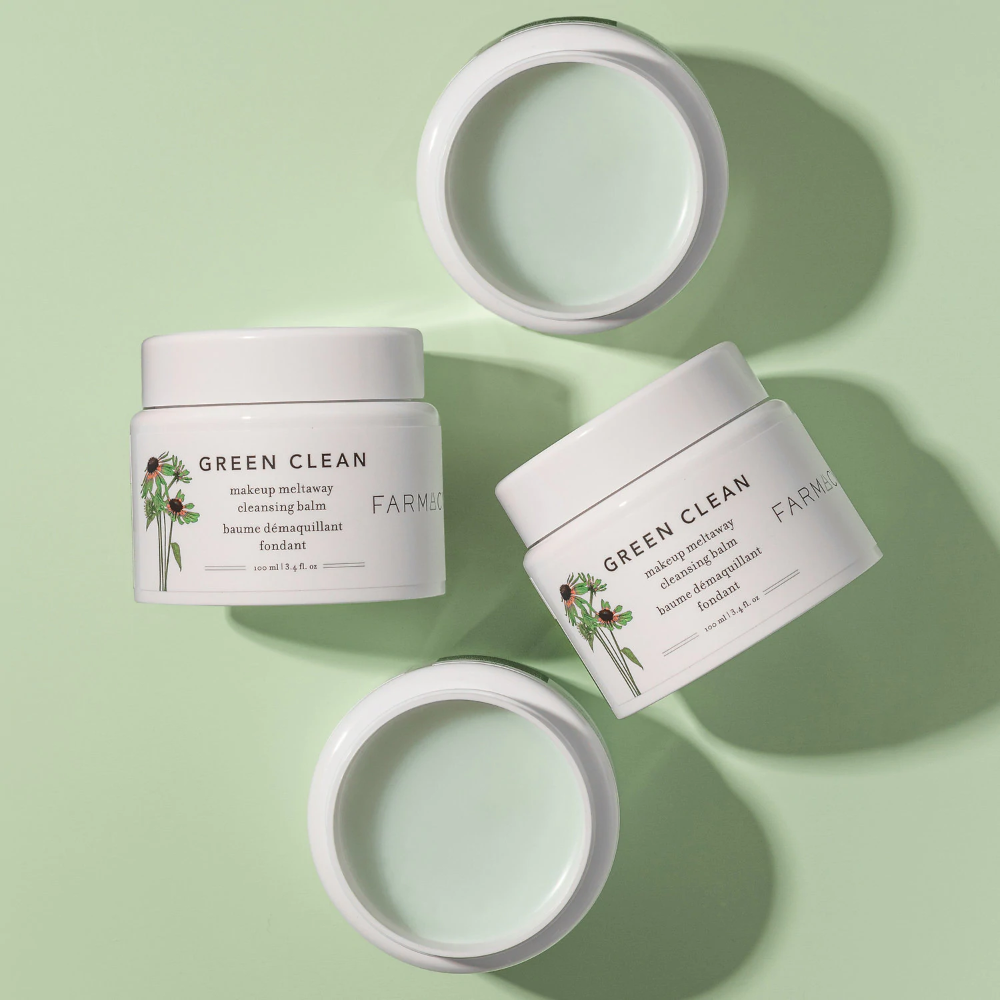 Green Clean Makeup Removing Cleansing Balm in 2020