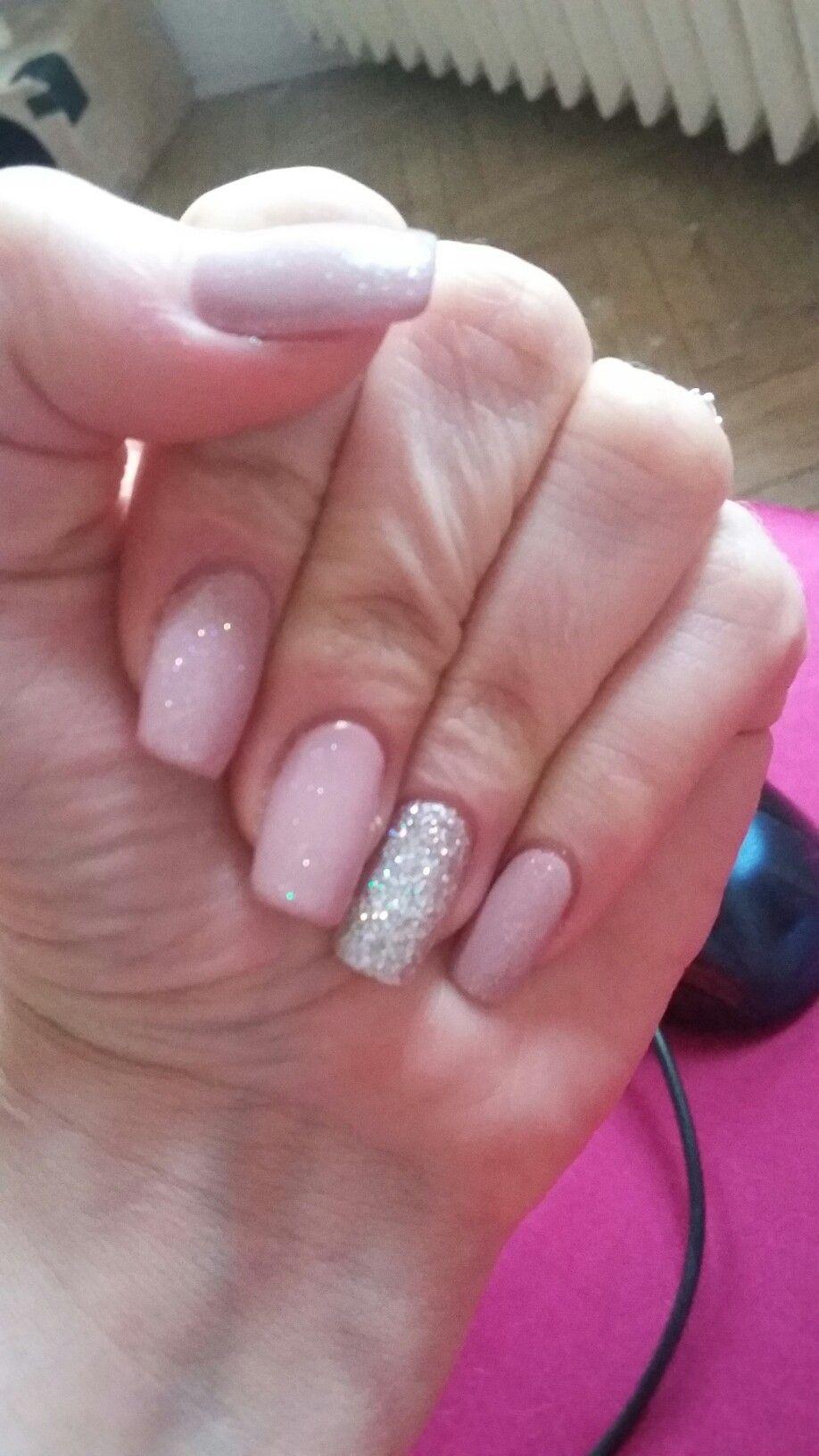 Ny new romantic nails | Nails | Pinterest | Romantic nails
