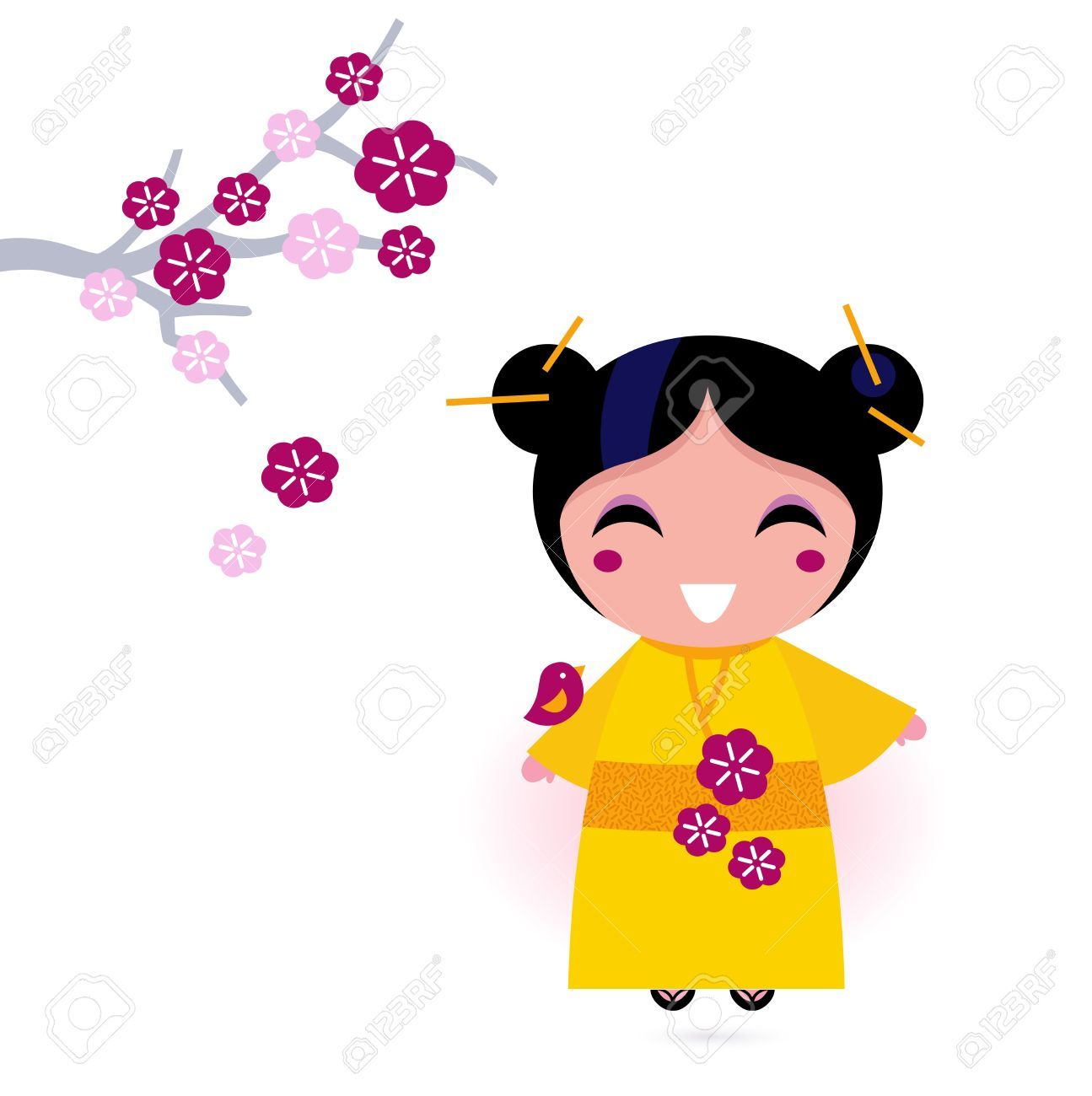 cute japanese vector   google search japanese style