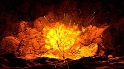 burning bush paintings - Google Search