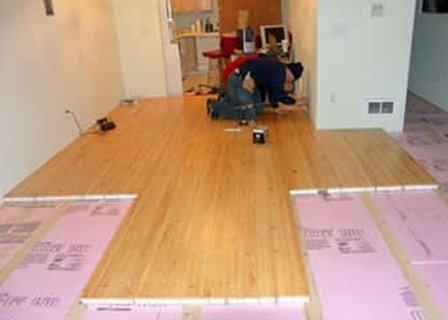 Under Floor Insulation Wood Flooring Pinterest Insulation